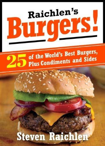 Raichlen's Burgers by Steven Raichlen, http://www.amazon.com/dp/B0084J4YFG/ref=cm_sw_r_pi_dp_ZT0Ypb15VYHVE