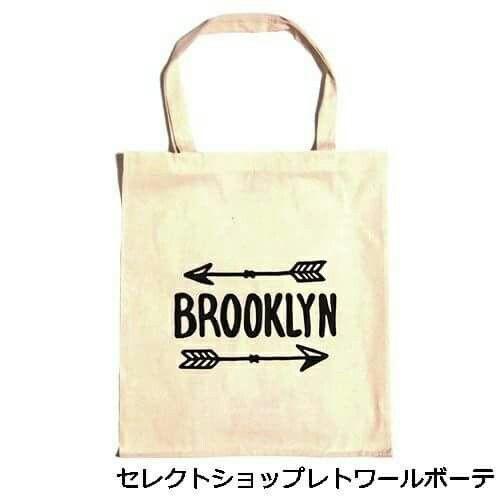#バッグ #bag #セレクトショップレトワールボーテ #Facebookページ で毎日商品更新中です  https://www.facebook.com/LEtoileBeaute  #ヤフーショッピング http://store.shopping.yahoo.co.jp/beautejapan2/brooklyn-arrow-tote.html  #レトワールボーテ #fashion #コーデ #yahooshopping #トートバッグ #iphoneケース #エコバッグ #イヤホン #ヘッドホン #カバン #スマホケース #ブルックリン #bloocklyn