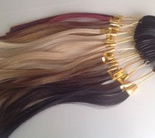 We have all the colors you need for your clip-in hair extensions! Amanda Marshall Hair