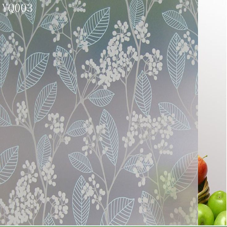 Free shipping, Latest self adhesive window films / Top privacy frosted film / High-grade stained glass film $55.00