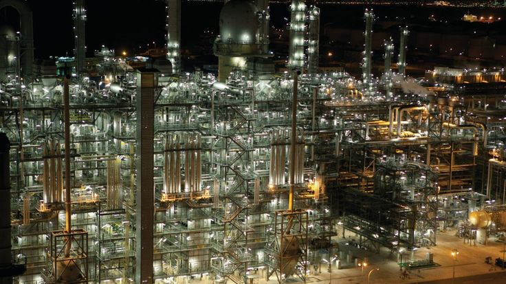 Shell Eastern Petrochemicals Complex | Shell Global