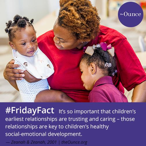significant fact in the development of 71 interesting facts about child development  the first five—and especially the first three years—of a child's life are the most important they shape the .