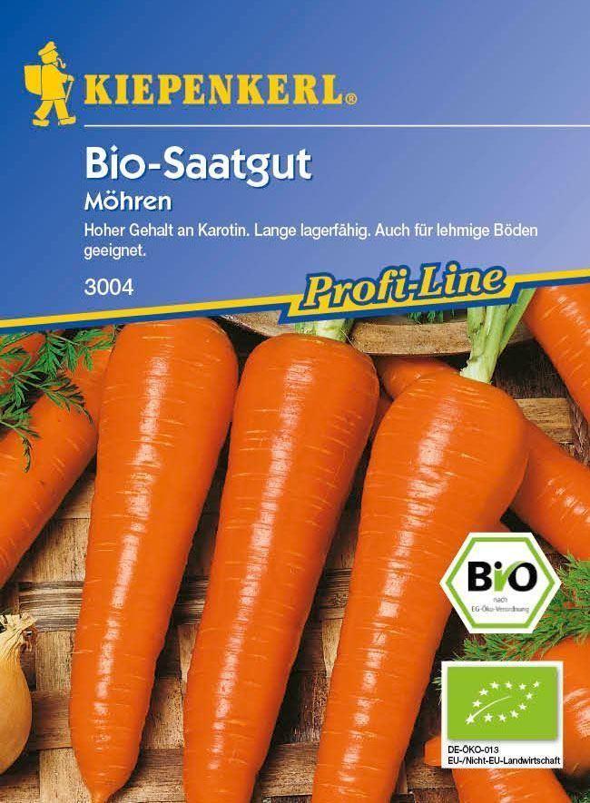 Luxury Carrots lagerm hre Rothild Organic Seeds