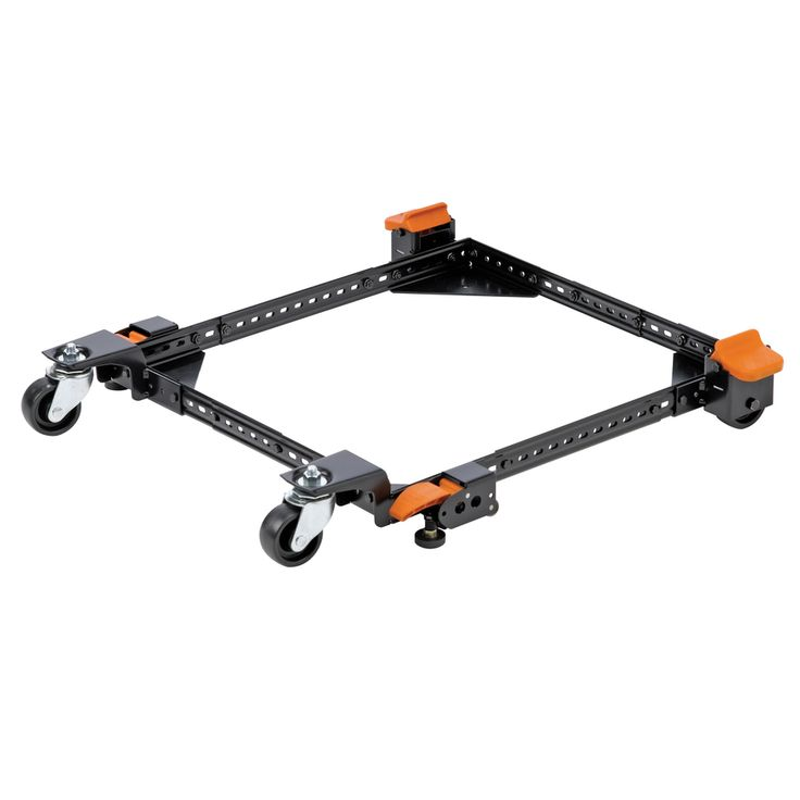 HTC Products, Inc. Adjustable Mobile Base