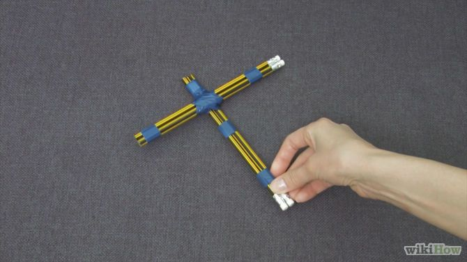 Make a Small Crossbow out of Household Items Step 2 Version 2.jpg