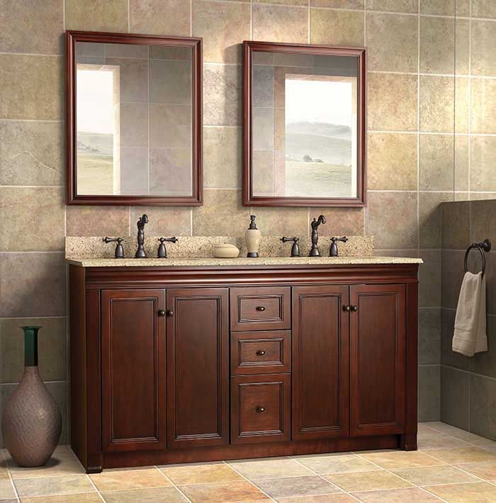 Picture Collection Website Foremost Shawna collection inch bathroom vanity with Microban