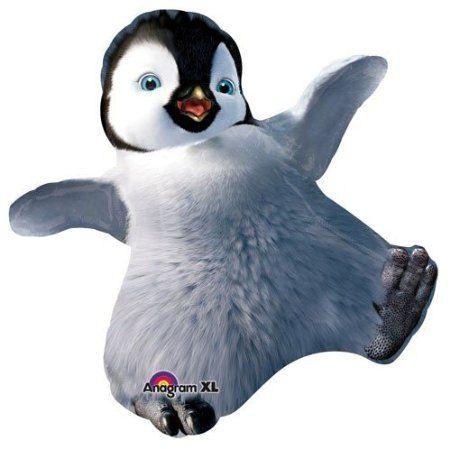 Happy Feet Penguin Cake Ideas