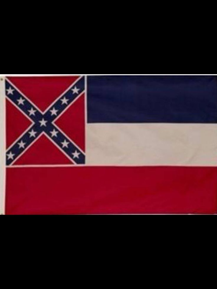 The State of Mississippi's State Flag!