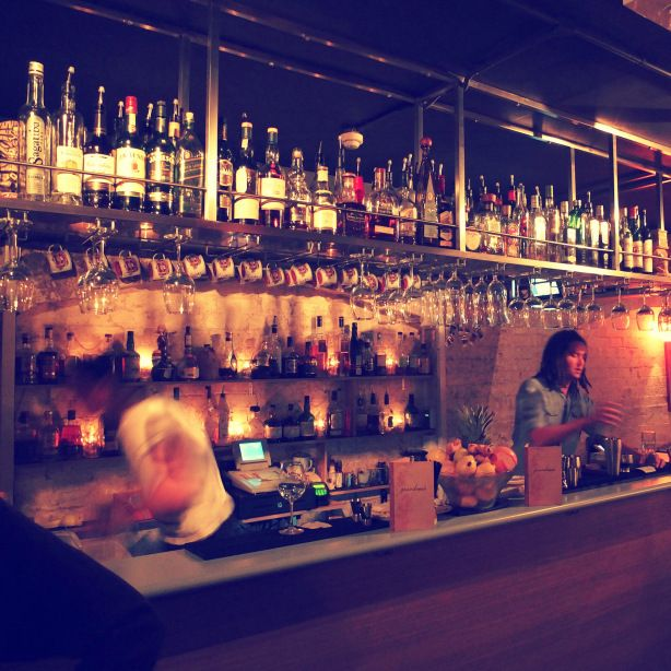 Grandma's Bar - Sydney - small bar review