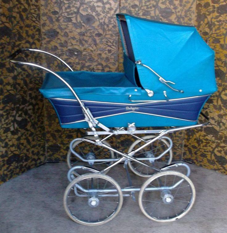 Vintage Pedigree Pram in Baby, Pushchairs, Prams & Accs., Pushchairs & Prams   eBay!