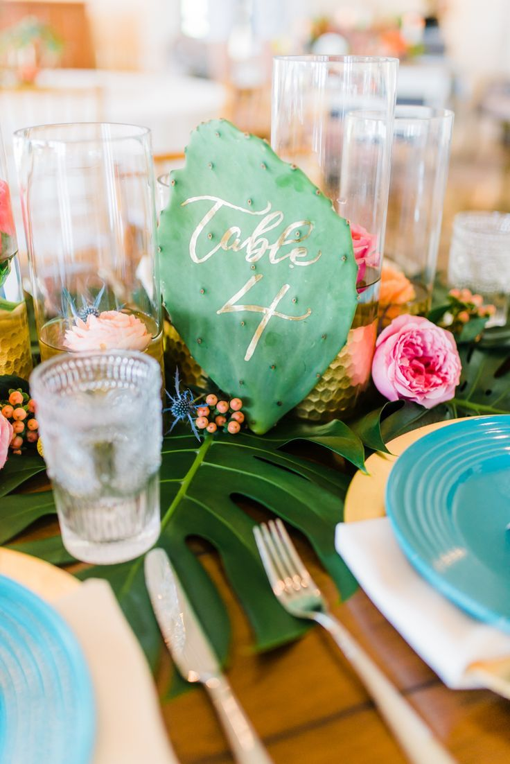 90 Best Wedding Table Numbers Images On Pinterest Wedding Table