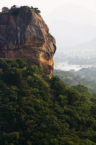 Lion Rock, Sigiriya, Central Province, Sri Lanka (www.secretlanka.com)