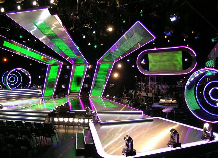 show stage design