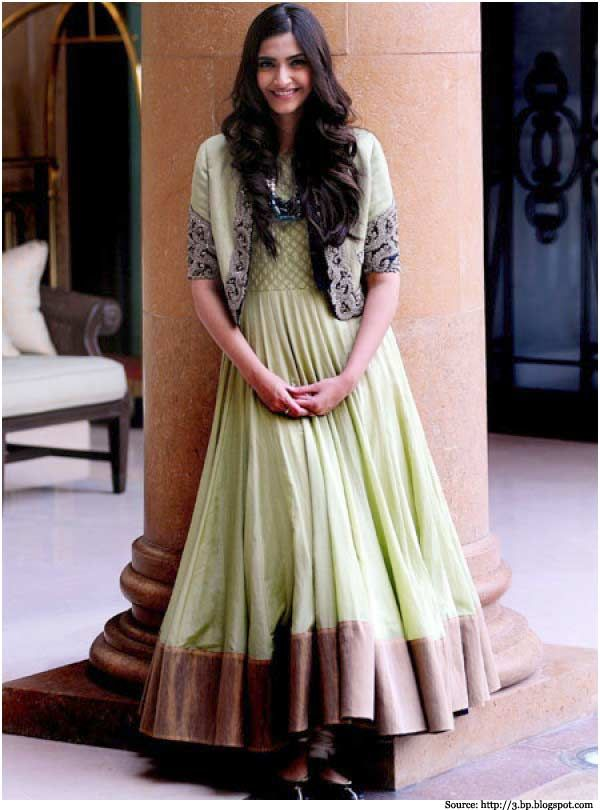 Spice it up with Designer Anarkali Suits | Anarkali Suit Designs