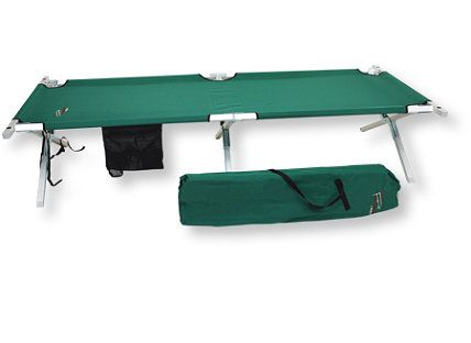 Maine Military Camp Cot: Aero Beds and Camp Cots | Free Shipping at L.L.Bean