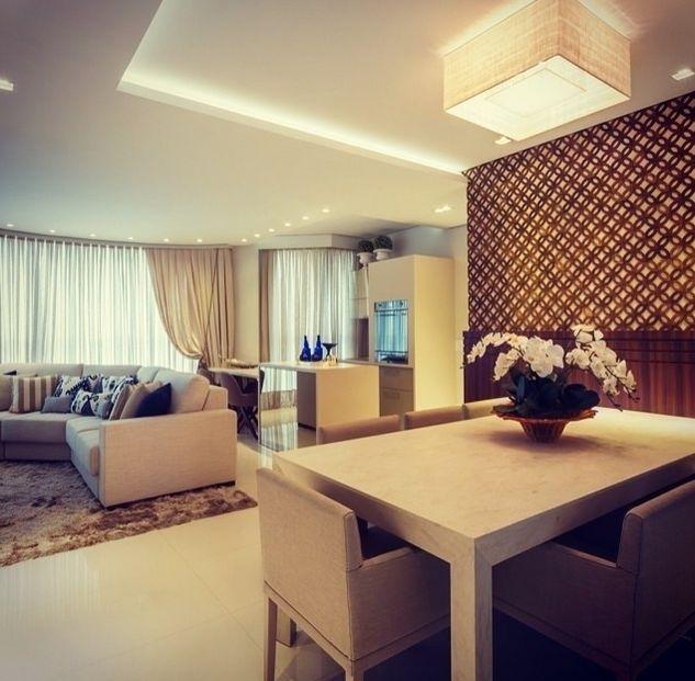 13 best salas de jantar modernas images on pinterest for Salas de casas modernas