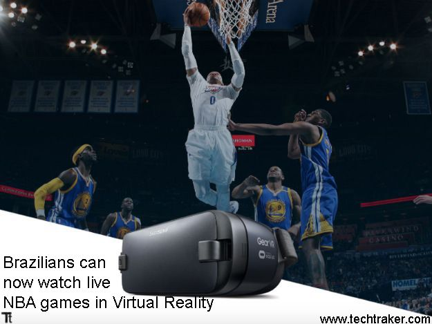 Brazilians can now watch live NBA games in Virtual Reality: Here's good news for basketball lover, that from October 17 only Vivo customers will have feature to watch live basketball live in VR (virtual reality). To watch basketball live from VR user must have to sign in to NBA app premium package which is recentlyMore