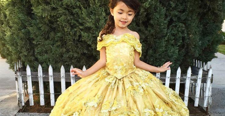 Jaloers! Deze vader maakt de meest indrukwekkende Disney-kostuums voor zijn kids