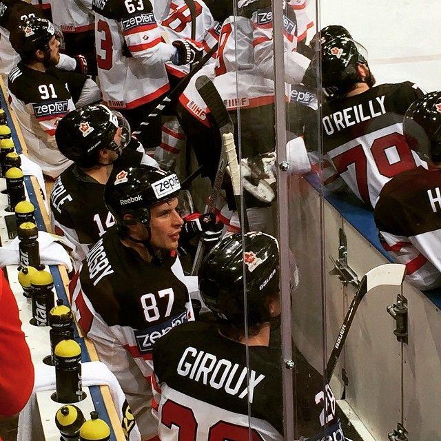 Sid and Giroux