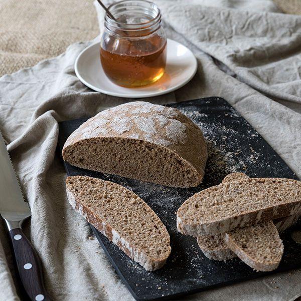 Roman Spelt Slipper Bread Bread Recipes Doves Farm Recipe In 2020 Roman Bread Recipe Ancient Roman Bread Recipe Bread
