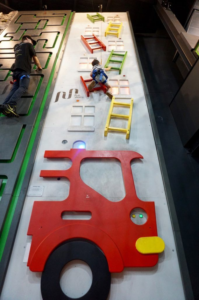 Kids climbing the walls?  Then get them climbing ACTUAL walls at TunzaFun Xtreme Knox an indoor play centre with climbing, high ropes, arcade games & dodgems.   A great destination for school holidays or when the weather's too hot, cold or wet!