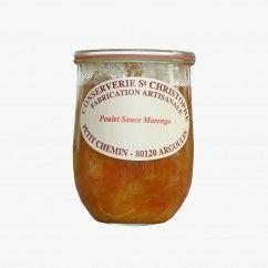 Poulet sauce Marengo - Conserverie St Christophe