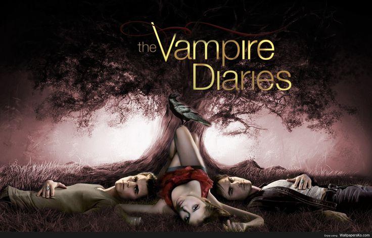 The Vampire Diaries Logo Wallpaper Http Wallpapersko Com The Vampire Diaries Logo Wallpa The Vampire Diaries Logo Vampire Diaries Wallpaper Vampire Diaries