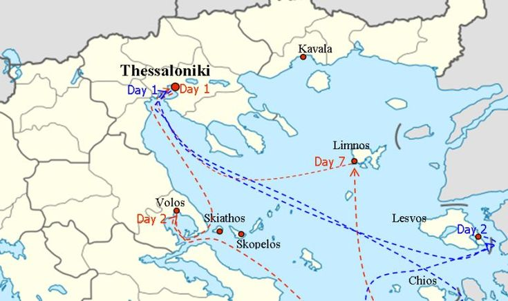 Cruise Homeport Case Study: Destination Thessaloniki – Opinion