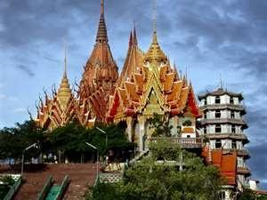 ~Wat Tham Khao Nio~