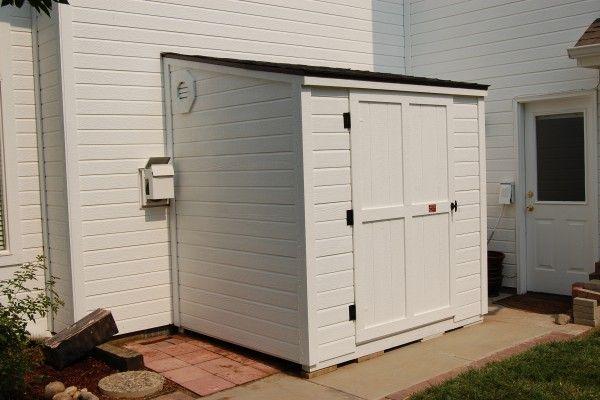 021 600x400 Lean To Storage Building