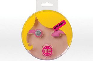 These attitude-matching earbuds. | 34 Aggressively Cute Packaging Ideas You Need To See