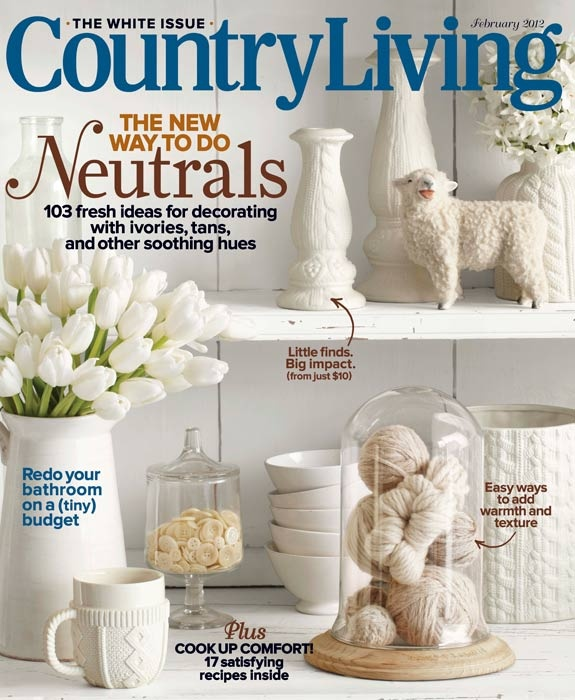 66 best Country Living Covers images on Pinterest | Country living ...