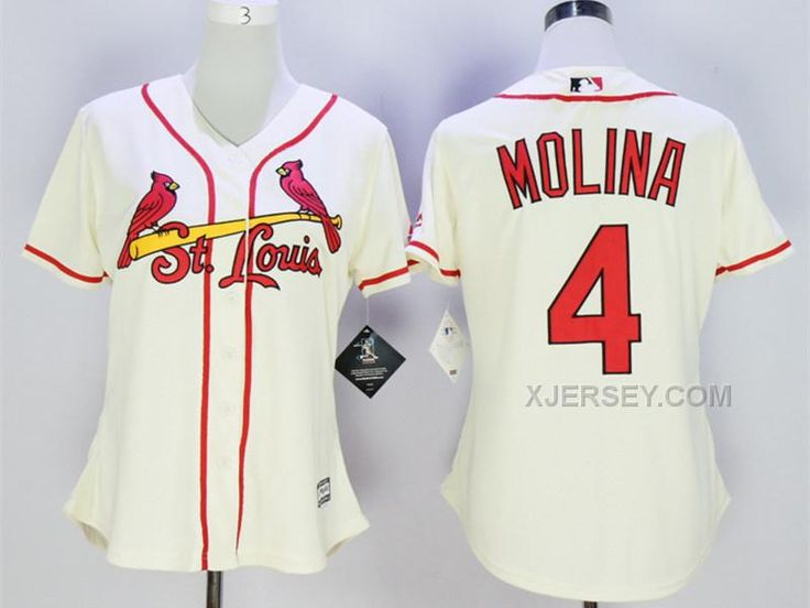 http://www.xjersey.com/cardinals-4-yadier-molina-cream-youth-new-cool-base-jersey.html CARDINALS 4 YADIER MOLINA CREAM YOUTH NEW COOL BASE JERSEY Only $35.00 , Free Shipping!