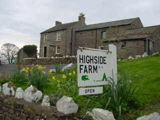 Highside Farm, Northern Pennines