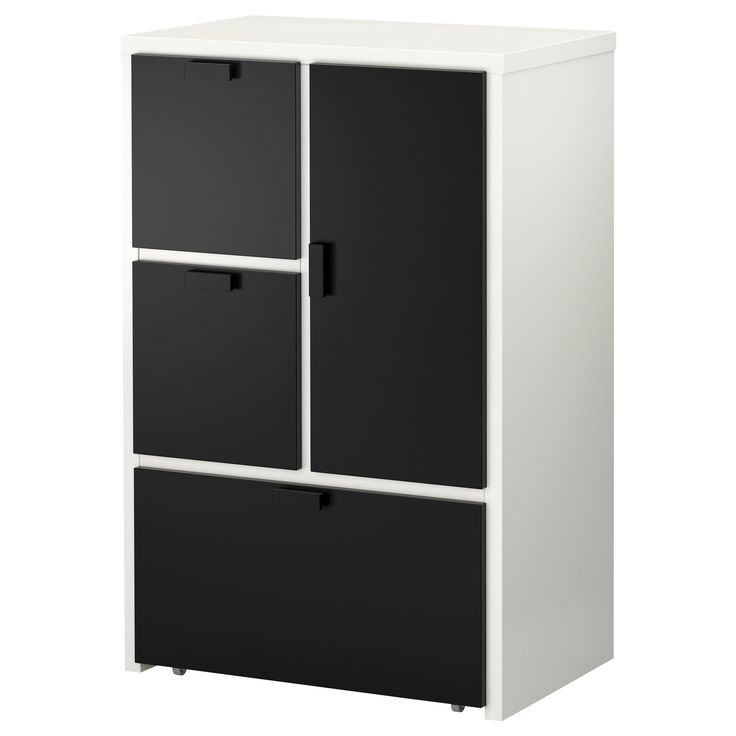 odda 3 drawer chest with 1 door ikea apartment ideas. Black Bedroom Furniture Sets. Home Design Ideas