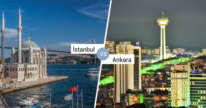 İstanbul Ankara şehirlerarası evden eve nakliyat
