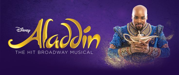 Aladdin tickets :)