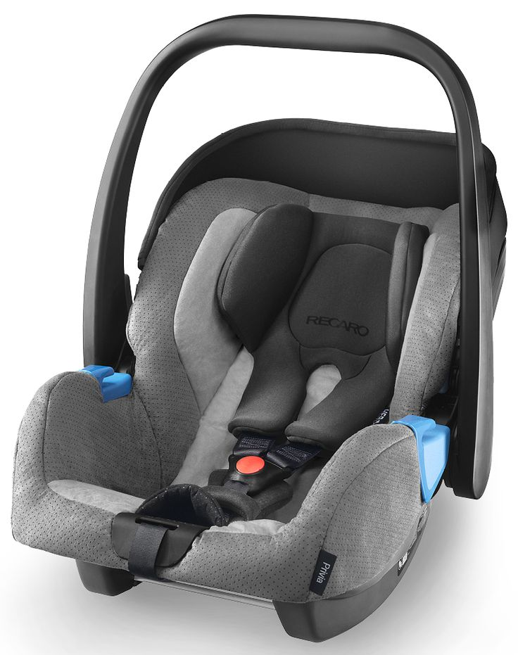 RECARO / Privia, Autostol, 0-13 kg, Shadow