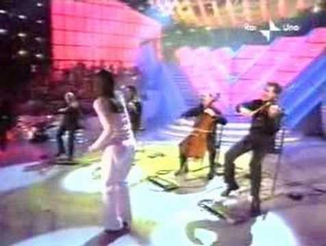 2001 Festival di San Remo Elisa - Luce (Tramonti a Nord Est)