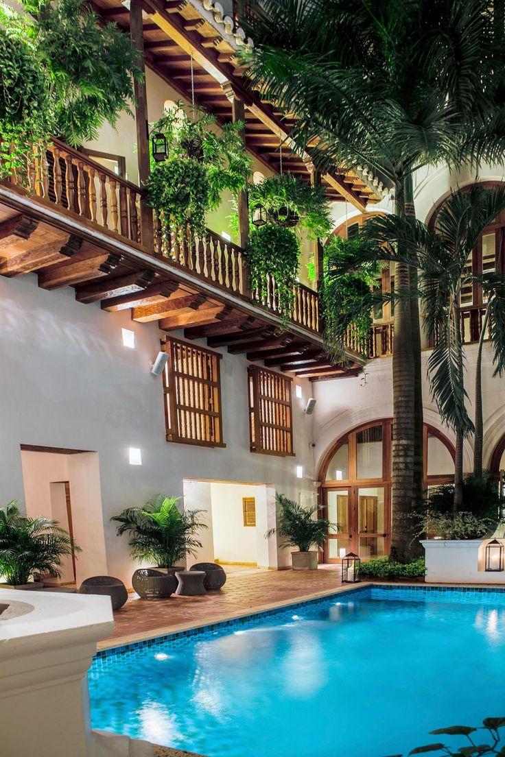 Casa San Agustin — Cartagena, Colombia
