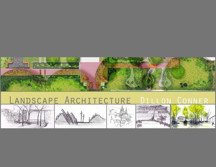 Portfólio de Arquitetura Paisagística   – Layout