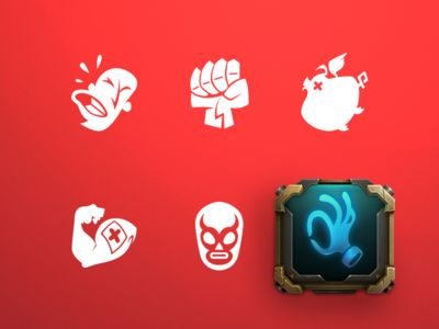 Dribbble - Wildstar Icons by Miguel Angel Durán