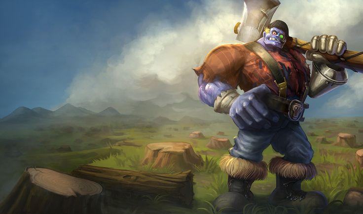 Sion | League of Legends