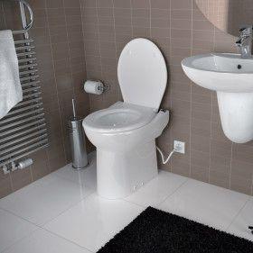 upflush toilet home depot