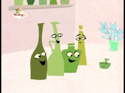 *▶ LIEDJE: 10 groene flessen