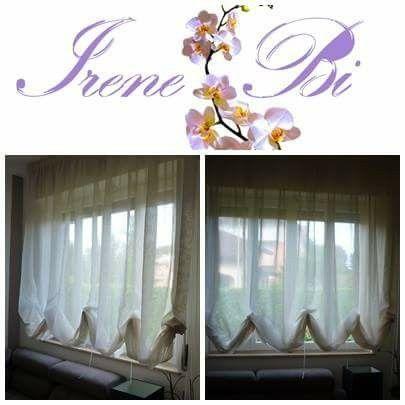 www.irenebi.it     Tende realizzate in tessuto di seta realizzazione Irene Bi di Irene Brigolin  #madeinitaly #colors #homedecor #homedesign #homesweethome #luxury #tende #tendaggi #tessuto #hotel #hotels #residence