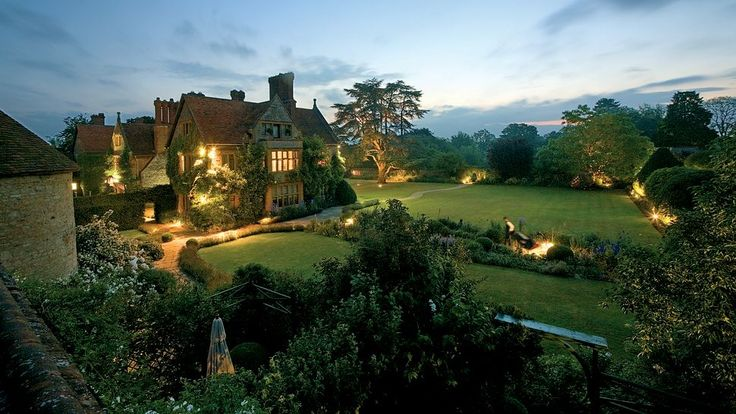Le Manoir aux Quat'Saisons — Great Milton, United Kingdom