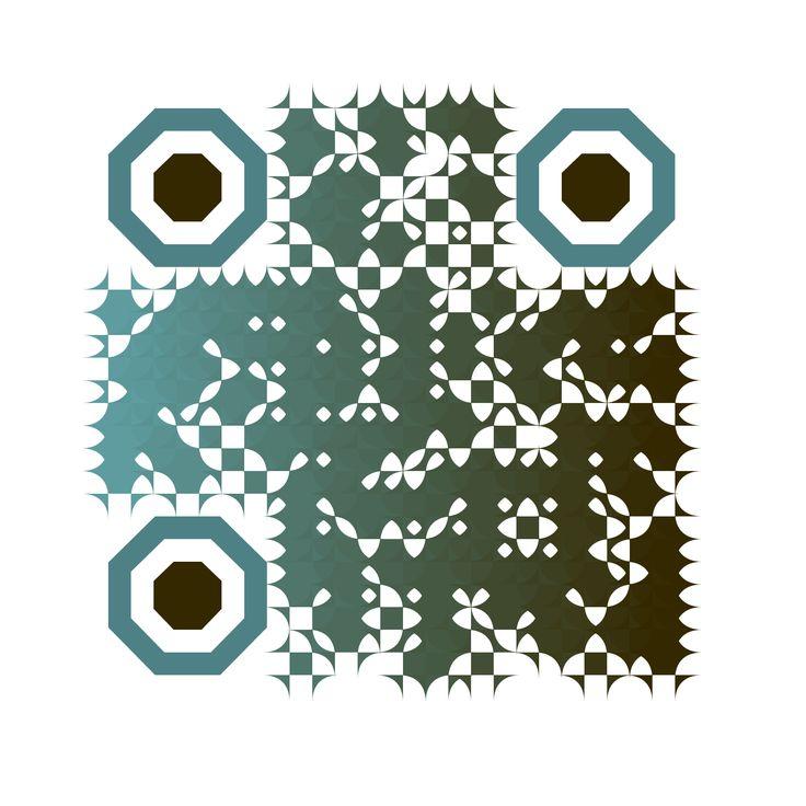 #QRCode Design 114 by Scanova