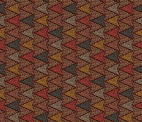 COLOURFUL_ARROWS_brown da leitmotiv, fare clic per l'acquisto di tessuto