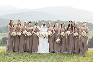Cream and Taupe Wedding Inspiration and Ideas